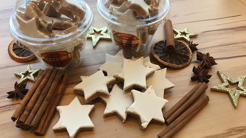 Weihnachtsgebäck Im August.Weihnachtsgebäck Alles Aus Eigener Herstellung Rohlfs Bäckerei